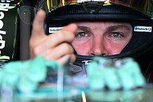 Formel 1 - Video: Rosberg blickt auf Belgien voraus