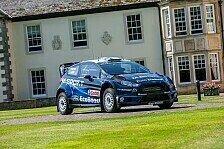WRC - Bilder: Facelift M-Sport Ford Fiesta RS WRC