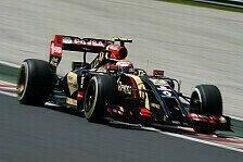 Formel 1 - Neue Teile gegen Angsstrecke: Lotus Vorschau: Belgien GP