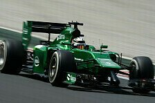 Formel 1 - Neuer Fahrer, neue Nase: Caterham Vorschau: Belgien GP