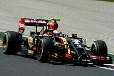 Formel 1 - Eindeutiges Ergebnis: Umfrage: Maldonado bleibt 2014 punktelos