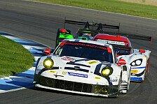 USCC - Porsche: Eine Macht in der USCC