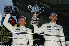 USCC - Porsche holt Podium in Indianapolis