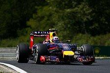 Formel 1 - Reifen nicht auf Temperatur bekommen: Ricciardo: Regenschauer verhindert erste Reihe