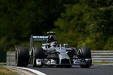 Formel 1 - Adrenalinschub fehlte: Rosberg: Q3 war eine Herausforderung