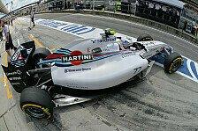 Formel 1 - Es fehlt noch etwas Grip: Bottas: Es ist eine kleine �berraschung
