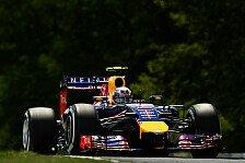 Formel 1 - Schlechtwetter ist unsere gr��te Chance: Red Bull Vorschau: Belgien GP