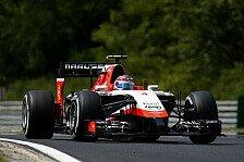 Formel 1 - F�r die restliche Saison im Cockpit: Chilton & Marussia: Unklarheiten beseitigt