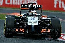 Formel 1 - Enger Kampf bis zum Schluss: Nico H�lkenberg: Gest�rkt f�r die 2. H�lfte