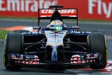 Formel 1 - Alles beginnt bei null: Toro Rosso Vorschau: Belgien GP