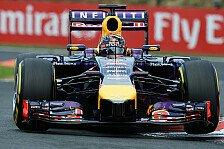 Formel 1 - Kvyat die gro�e �berraschung: McNish: Vettel war es gewohnt zu gewinnen