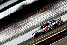 NASCAR - Montoya startet von Rang acht: Vierte Saison-Pole f�r Harvick