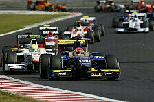 GP2 - Daniel Abt verpasst Podium: Felipe Nasr holt souver�nen Sieg