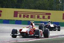GP3 - Kirchh�fer landet auf Rang neun: Erster Sieg f�r Niederhauser seit 2012