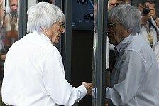 Formel 1 - Zeugen abgeladen: Ecclestone Prozess schon zu Ende?