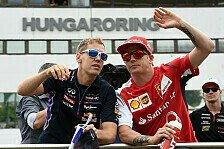 Formel 1 - Bilderserie: Die coolsten Sonnenbrillen in Ungarn