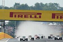 Formel 1 - Wer hat die Sommerpause am besten genutzt?: Belgien-Vorschau: Team f�r Team