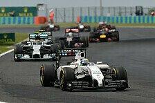 Formel 1 - W�rden es im Nachhinein anders machen: Smedley: Setup schuld an schlechter Rennpace
