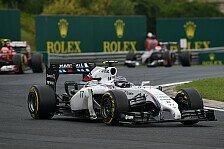 Formel 1 - Schlechtestes Rennen seit langem: Reifen-�rger: Bottas' Serie gerissen