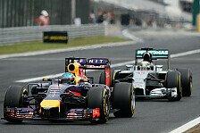Formel 1 - Mercedes im Blick: Horner: Red Bull hat sich �ber Wert verkauft