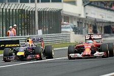 Formel 1 - Es war knapp: Alonso: Podium eine sch�ne �berraschung