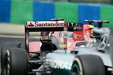 Formel 1 - Mercedes f�rchtet Red Bull: 2015 oder 2014: Neu- oder weiterentwickeln