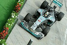 Formel 1 - Video: Lewis Hamiltons Runde in Spa