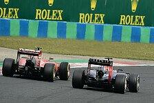 Formel 1 - Schwierig. Hart. Knifflig.: Ungarn GP: Die Stimmen nach dem Rennen