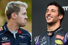 Formel 1 - Weltmeister in Not: Ricciardo l�uft Vettel den Rang ab
