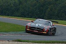 Blancpain GT Serien - Zahlreiche Unf�lle: Mercedes: Schwierige Rahmenbedingungen