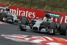 Formel 1 - Hamiltons Ignoranz richtig?: Hamiltons Teamorder-Ignoranz richtig?