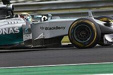 Formel 1 - Spielraum f�r Fehler: Mercedes Vorschau: Belgien GP
