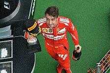 Formel 1 - Der richtige Mann f�r Ferrari: Piero Ferrari will Alonso halten