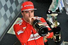 Formel 1 - Video: Ferrari gratuliert Alonso zum Geburtstag