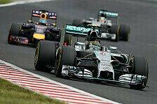 Formel 1 - Viele Faktoren gegen den WM-Leader: Renn-Analyse: Das ging bei Rosberg schief