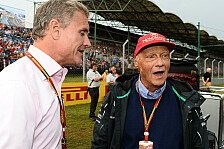 Formel 1 - Bilderserie: Niki Lauda ist tot: Die besten Sprüche der Formel-1-Legende