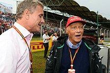 Formel 1 - Gipfeltreffen in London: Live-Ticker: Kurioses vom Formel-1-Tag