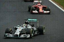 Formel 1 - Scuderia auch 2015 Verfolger: Allison: Mercedes-Angriff r�ckt in weite Ferne
