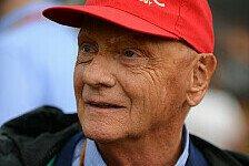 Formel 1 - Blick in die Feuerh�lle: 38. Jahrestag von Laudas Nordschleifen-Unfall
