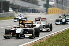 GP2 - Erstmals auf Pole: Daniel Abt verpasst Podium in Spa nur knapp