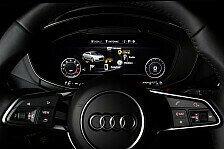 Auto - Innovative Software erm�glicht mehr Weite und Tiefe im Klang : Neue Sound-Dimension im Audi TT