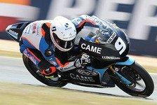 Moto3 - Erstes Rennen in Indianapolis: Navarro ersetzt Loi bei Marc VDS