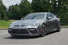 Auto - Spektakul�res Erscheinungsbild : Porsche: Panamera mit Pepp von Mansory