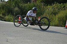 Formel 1 - Werde es auch ohne Beine schaffen: Zanardi startet beim Ironman auf Hawaii