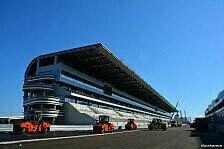 Formel 1 - Sehr gute Verfassung: Sotschi erh�lt FIA-Lizenz