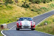 WRC - Er wurde dazu geboren, Rallyes zu bestreiten: Tuthill stellt Porsche 997 RGT vor