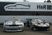 VLN - Ein weiterer US-Brummer in der Eifel: J�rgen Alzen: Ford Mustang f�r die VLN