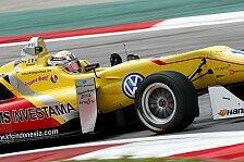 Formel 3 EM - Zwei schnelle Runden zum Gl�ck: Doppelte Pole-Position f�r Giovinazzi