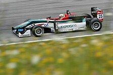 Formel 3 EM - Wirklich happy und stolz: Antonio Fuoco feiert seinen zweiten Saisonsieg