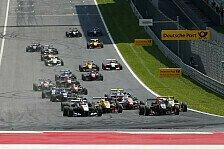 Formel 3 EM - Die Eifel ruft : Die Youngster kommen an den N�rburgring